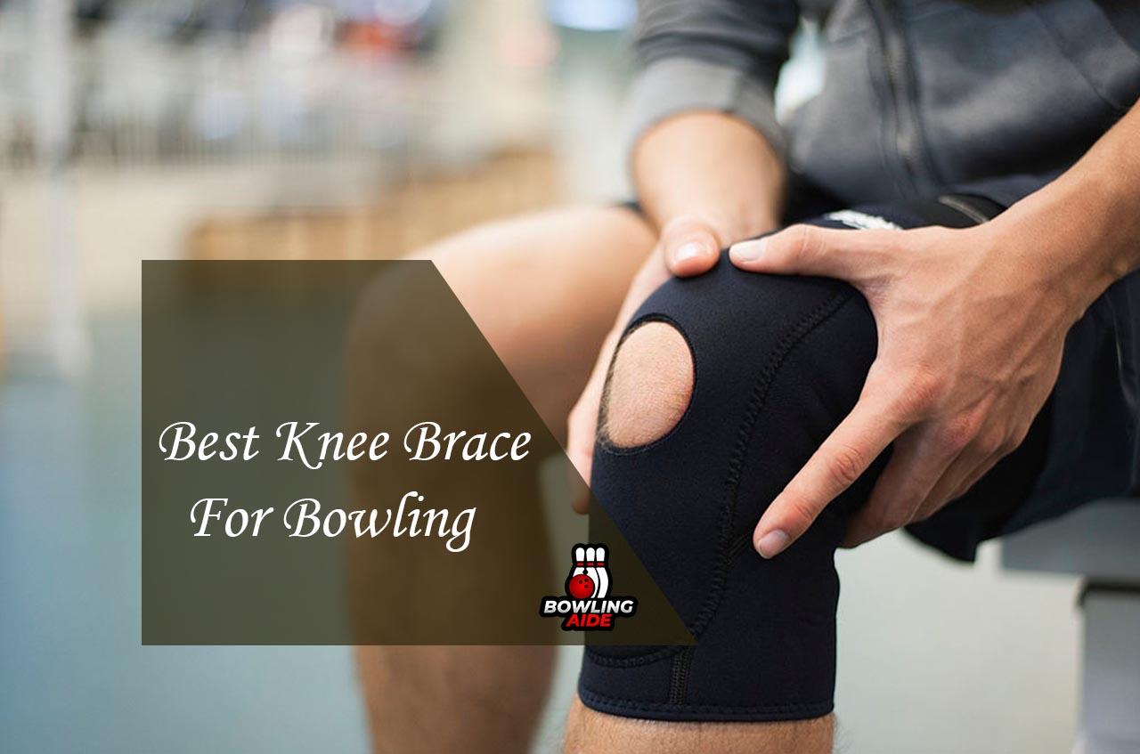 Best Knee Brace for Bowling